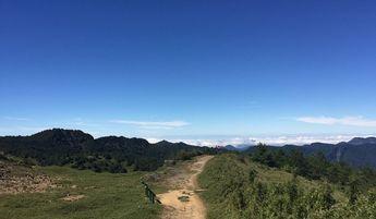 麟趾山 鹿林山步道